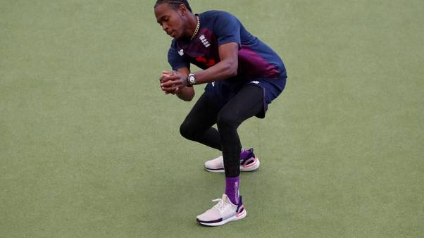 England paceman Archer misses out in opening Ashes test