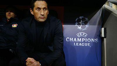 Soccer - Beijing sack coach Schmidt