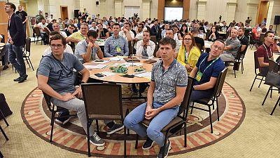 Ukraine's Zelenskiy opens boot camp for his 254 rookie lawmakers