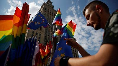 Polish 'I am LGBT' campaign attracts tens of thousands of Twitter supporters