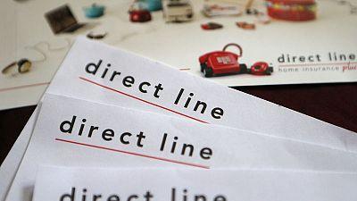 Insurer Direct Line's profit falls; pushes dividend higher