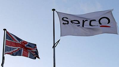 British outsourcer Serco reports 29% jump in first-half underlying profit