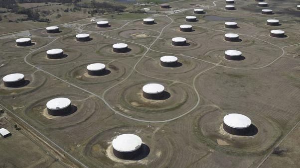 إدارة معلومات الطاقة: مخزونات النفط الأمريكية تهبط 8.5 مليون برميل