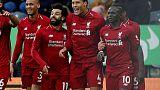 Liverpool trio, U.S. World Cup winners head FIFA award shortlists