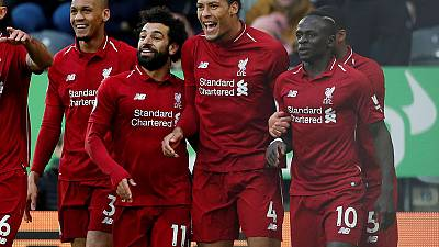 Liverpool trio, U.S. World Cup winners head FIFA award shortlists