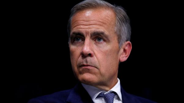 BoE's Carney warns of bankruptcy for firms that ignore climate change