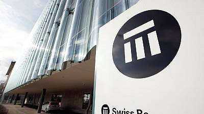 Swiss Re net profit falls 5.3% in first-half; better than analysts expected