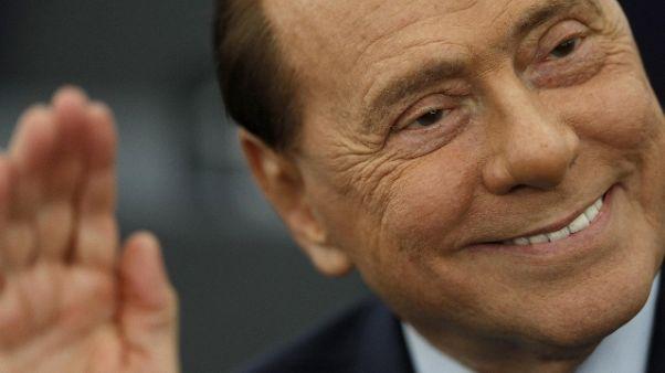 Berlusconi lancia 'altra Italia'