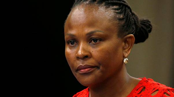 South African lawmakers to discuss fitness for office of anti-graft watchdog