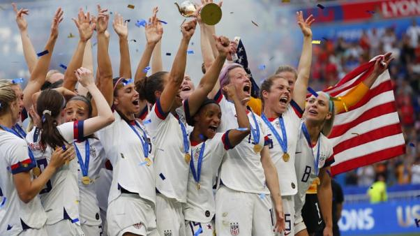 FIFA approves expansion of women's World Cup to 32 teams in 2023
