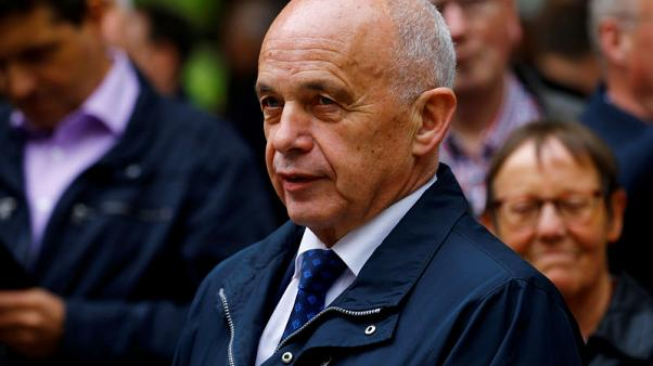 Swiss president sees no quick progress in EU treaty row