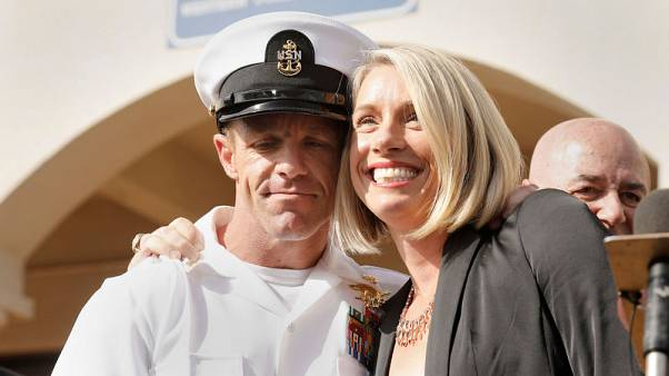 Trump slams prosecutors in court-martial of Navy SEAL
