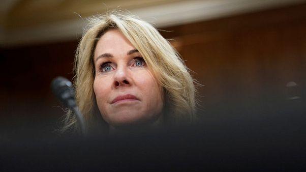 مجلس الشيوخ الأمريكي يقر تعيين كرافت سفيرة لدى الأمم المتحدة