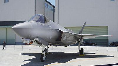 Japan says to restart F-35 flights Thursday following April crash