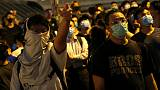 China's army garrison in Hong Kong releases video with 'anti-riot' scenes