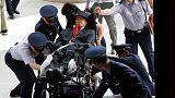 More women, disabled members make debut in Japanese parliament