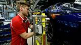 Euro zone July factory activity contracts at fastest rate in six years