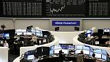 European stocks down after Fed disappoints, Shell falls