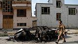 """تراجع حاد في حجم القوات الأفغانية بعد حملة على الجنود """"الوهميين"""""""