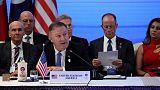 U.S. secretary of state criticises China's dams on Mekong River