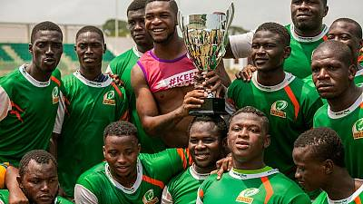 Ivory Coast Crowned As WARS Men's Fifteens Rugby Champions