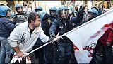 Scontri al 1 Maggio di Torino,46 denunce
