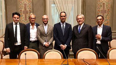 A.Adige, Maturi presidente commissione 6