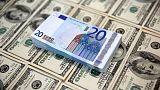 تعافي الدولار يدفع اليورو والاسترليني لأدنى مستوى في أكثر من عامين