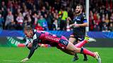 Rugby: Gloucester scrumhalf Braley in Italy squad for World Cup warm-ups