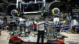 نشاط المصانع في منطقة اليورو ينكمش بأسرع وتيرة في 6 سنوات