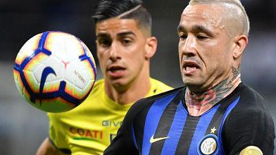 Inter: Nainggolan vicino al Cagliari