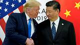 Trump vows new tariffs on China, says Xi moving too slow on trade