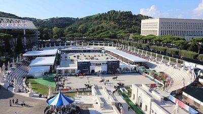 Equitazione: torna a Roma il Global Tour