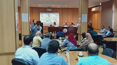 FAO-Emergency Centre for Transboundary Animal Disease (ECTAD) Egypt strengthens technical capacity of General Organization for Veterinary Services (GOVS) and AHRI field teams on camel sample collection from slaughterhouses
