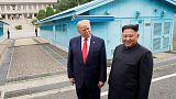 Trump plays down new apparent North Korea test, still open to talks