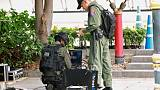 Blasts hit Bangkok as city hosts major security meeting
