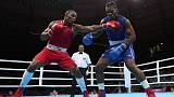 Cuba have golden punch in Pan Am boxing ring
