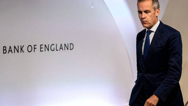 BoE's Carney warns UK industries could become 'uneconomic' in no-deal Brexit