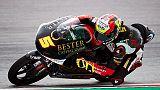 Moto3: R.Ceca, Masia è davanti