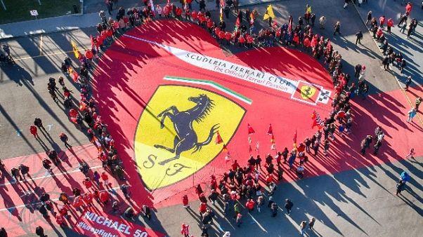 F1: a settembre Universo Ferrari