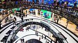 Euro zone retail trade rises in June, industrial prices slip