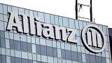 Allianz second-quarter profit up 13.5%, better than expected; confirms 2019 target