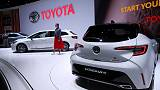 Toyota trims full-year profit forecast as yen overshadows solid first quarter