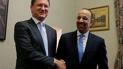 وزارة الطاقة الروسية: نوفاك يلتقي مع نظيره السعودي