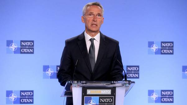 ستولتنبرج: طلب روسيا تعليق نشر صواريخ عديم المصداقية