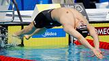 Swimming - Japanese Koga's doping ban reduced to two years: CAS