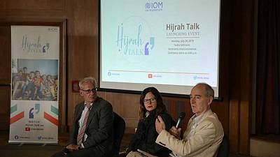 Hijrah Talk: A New Dialogue around Migration in the Middle East and North Africa