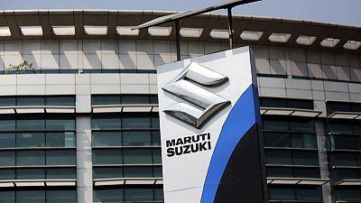 حصري-ماروتي سوزوكي الهندية تخفض العمالة المؤقتة 6% مع هبوط المبيعات