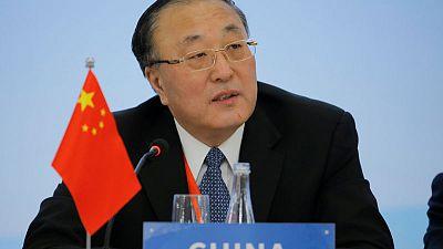 سفير الصين الجديد لدى الأمم المتحدة يقول بكين مستعدة لقتال أمريكا بشأن التجارة