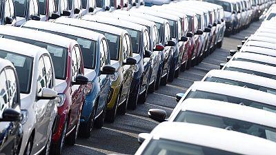 Trump says auto tariffs never off the table in EU trade talks